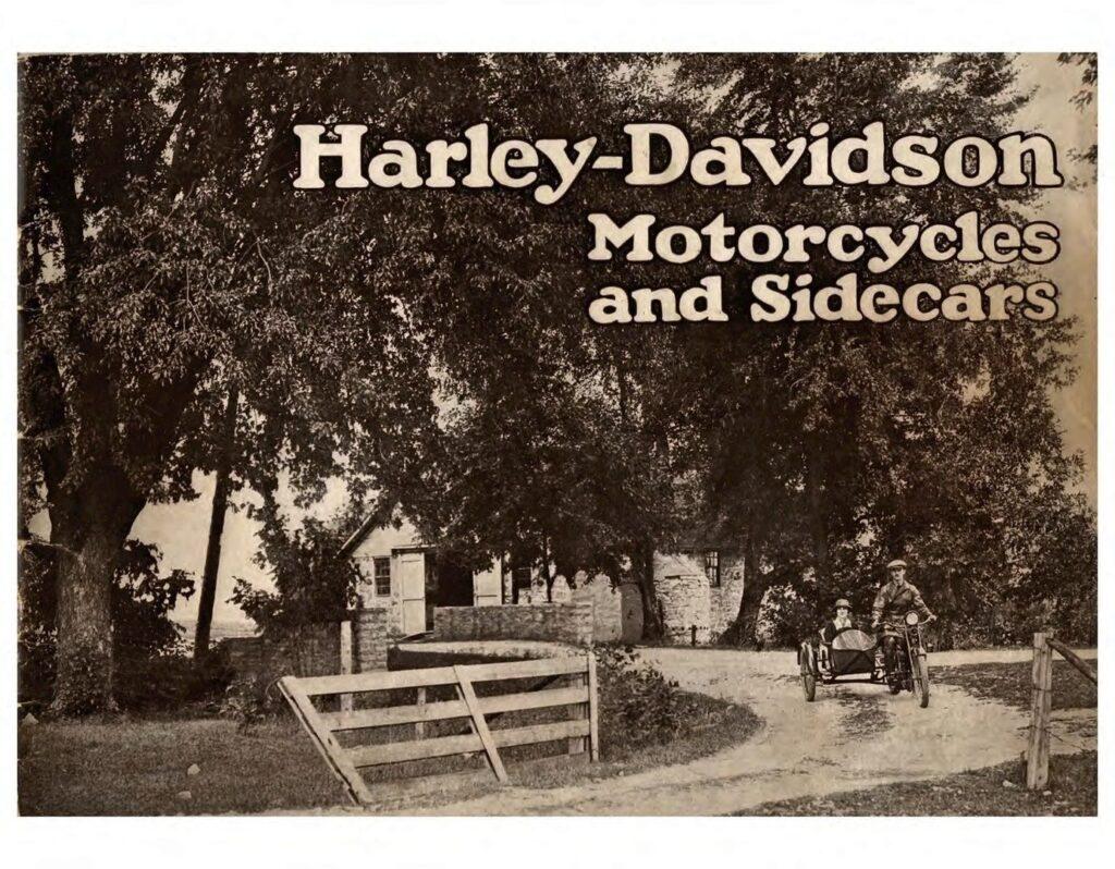 1921 - Harley-Davidson