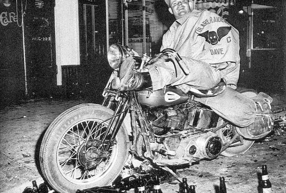 Las motos y el alcohol