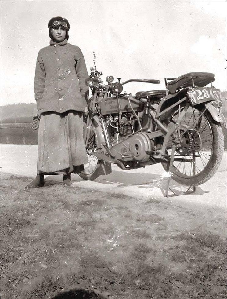 Harley-Davidson modelo 11J de 1915