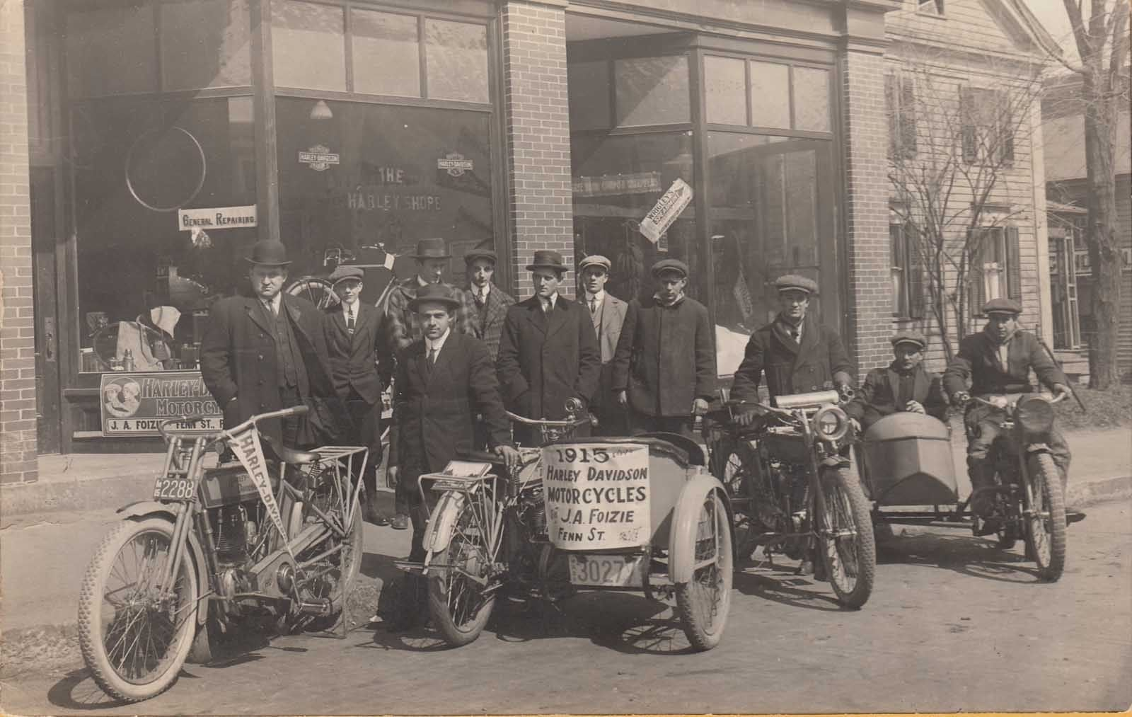 Postal de 1915