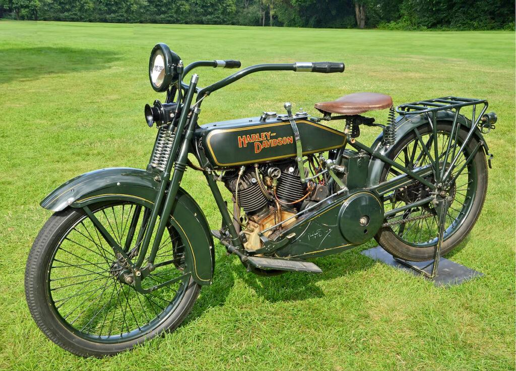 1923 - Harley-Davidson modelo 23J