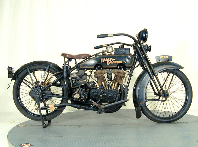 1923 - Harley-Davidson - 23JDCA