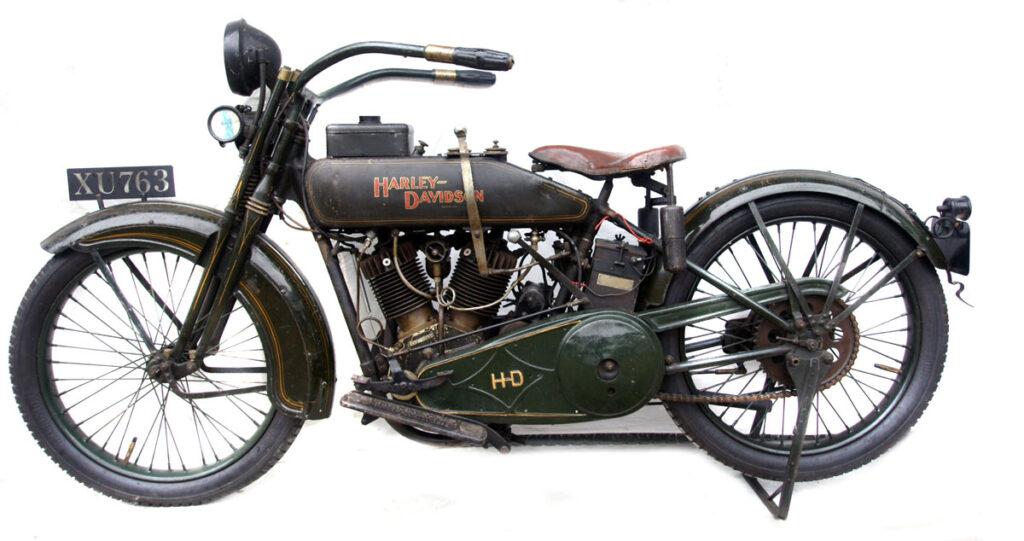 1923 - Harley-Davidson - 23J