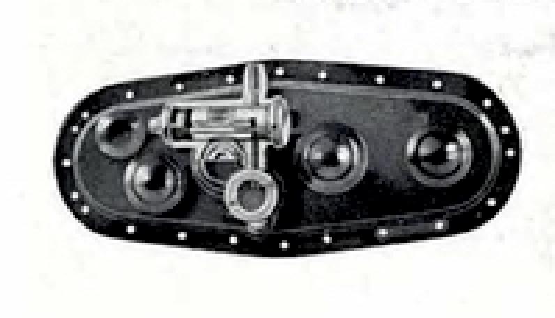 1923 bomba de aceite