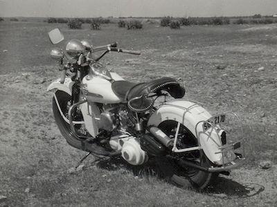 1946 Harley-Davidson WL45